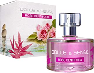 Eau de Parfum Dolce & Sense Rose Centifolia, Paris Elysees, 60 ml