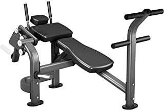 Bodykore Commercial Horizontal Ab Crunch Machine Club Series (1000lb Rated) G208