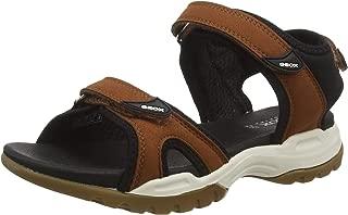Geox janira sandals currybrown women shoes platform brown
