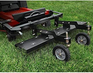 Brinly-Hardy 48 in. Front Mount Dethatcher for ZTR Mowers