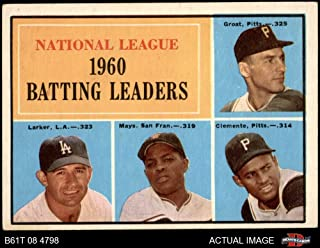 1961 topps willie mays