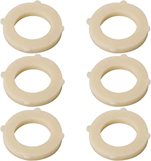 Sawyer Products Water Filter Replacement Gasket Seals, 6-Pack