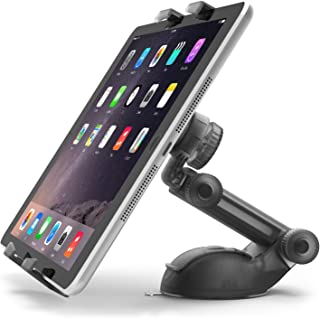 iOttie Easy Smart Tap 2 universal tablet mount with widths from 4.5-7.5 inches wide - Black