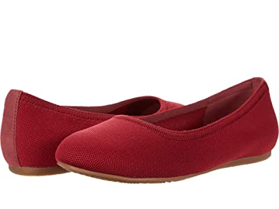 SoftWalk Sonora (Dark Red) Women