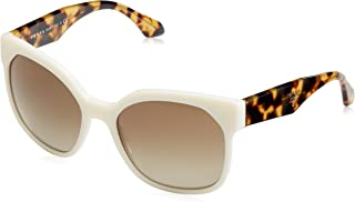 Women's PR 10RS Voice Sunglasses, Ivory