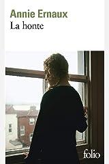 La honte Format Kindle