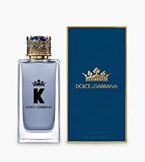 Dolce and Gabbana Dolce and Gabbana K for Men 3.3 oz EDT Spray, 100 ml