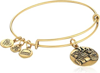 Alex and Ani Zodiac III Expandable Wire Bangle Bracelet