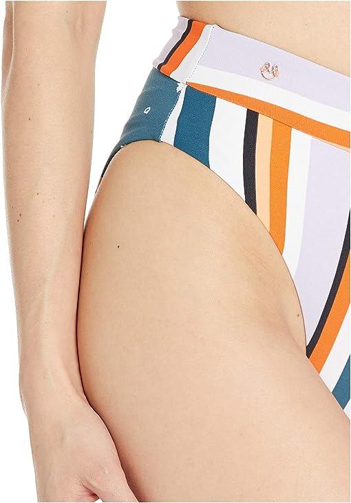 Orange Multi Stripe