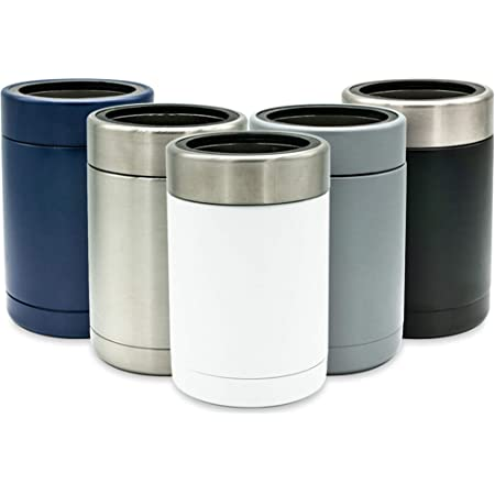 Stainless Steel Double Wall Can Holder Personalized Engraving Included World/'s Greatest Son