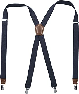 old style pants with suspenders