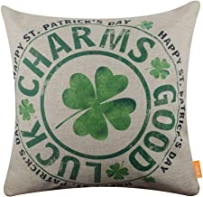 Best st patrick's day pillow covers Reviews