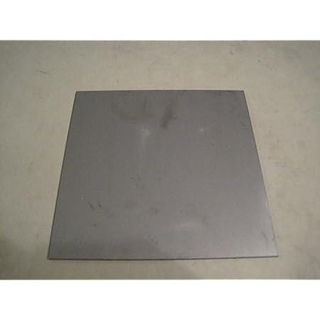 "1//8/"" x 11/"" x 12/"" 11ga 1//8/"" Steel Plate A36 Steel"