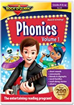 Phonics Volume 1 by Rock 'N Learn