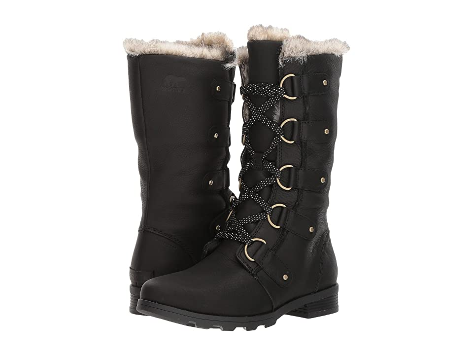 SOREL Emelie Lace Premium (Black) Women