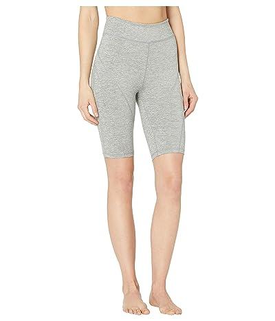 FP Movement Biker Baby Shorts (Grey Combo) Women