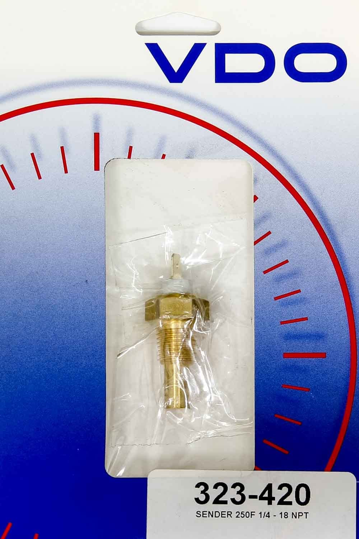 VDO 323 420 Temperature Sender Max 82% OFF store
