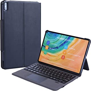 Huawei MatePad Pro Ultra Thin Keyboard Case, Ultra Slim Aluminium Keyboard Cover (TOUCHPAD MOUSE) Smart Case for Huawei Ma...