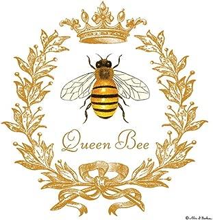 queen bee fabric