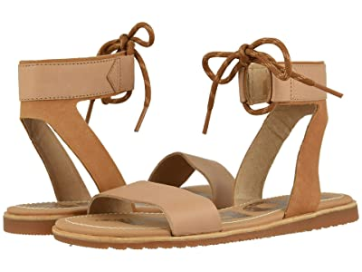 SOREL Ellatm Ankle Lace (Honest Beige) Women