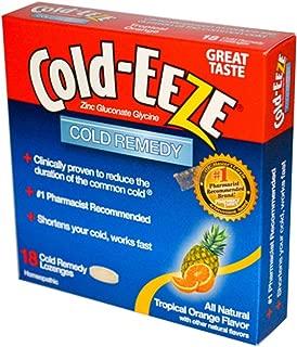 Cold-Eeze Lozenge Tropical Fruit 18 Lozenges