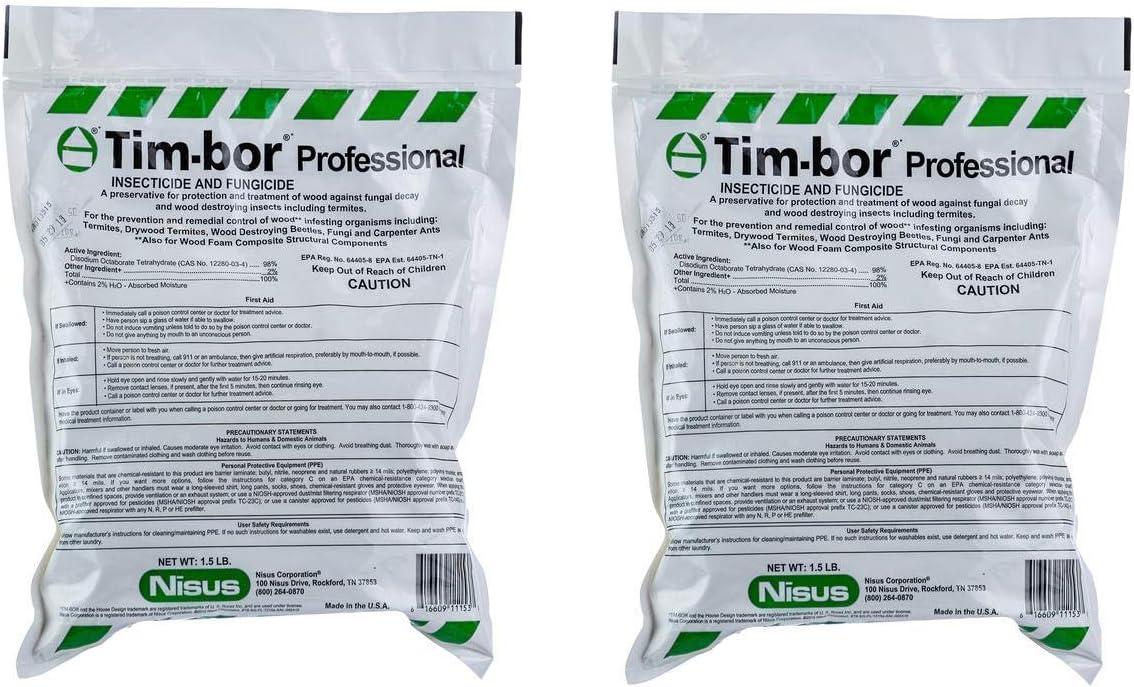 Nisus 品質検査済 Tim-Bor Professional lbs. スーパーセール期間限定 1.5 2