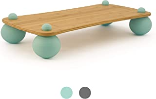 Pono Board - Core Activating Level Motion Balance Board for Standing Desks and Exercise