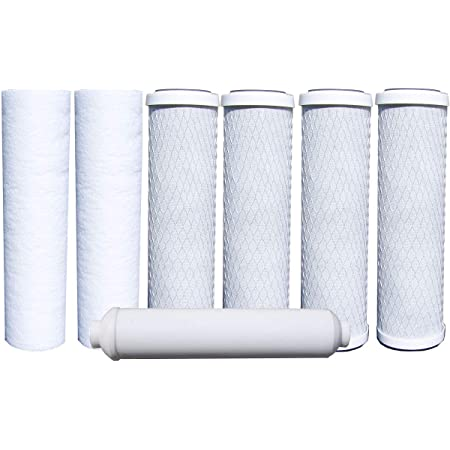 Fits WHOLE HOUSE FP Premier WP500299 Compatible Filters 10-Pack
