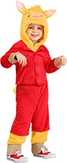Toddler Llama Llama Costume Llama Llama Red Pajamas Costume for Kids Halloween Costume Dress Up