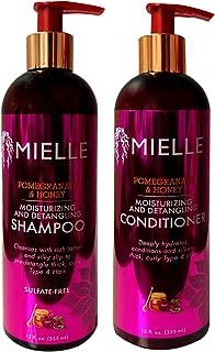 mielle pomegranate and honey shampoo