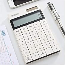 $46 » Office Supplies Calculator Calculator Portable 12 Digit Large LCD Display and Large Standard Function Desktop Handheld Cal...