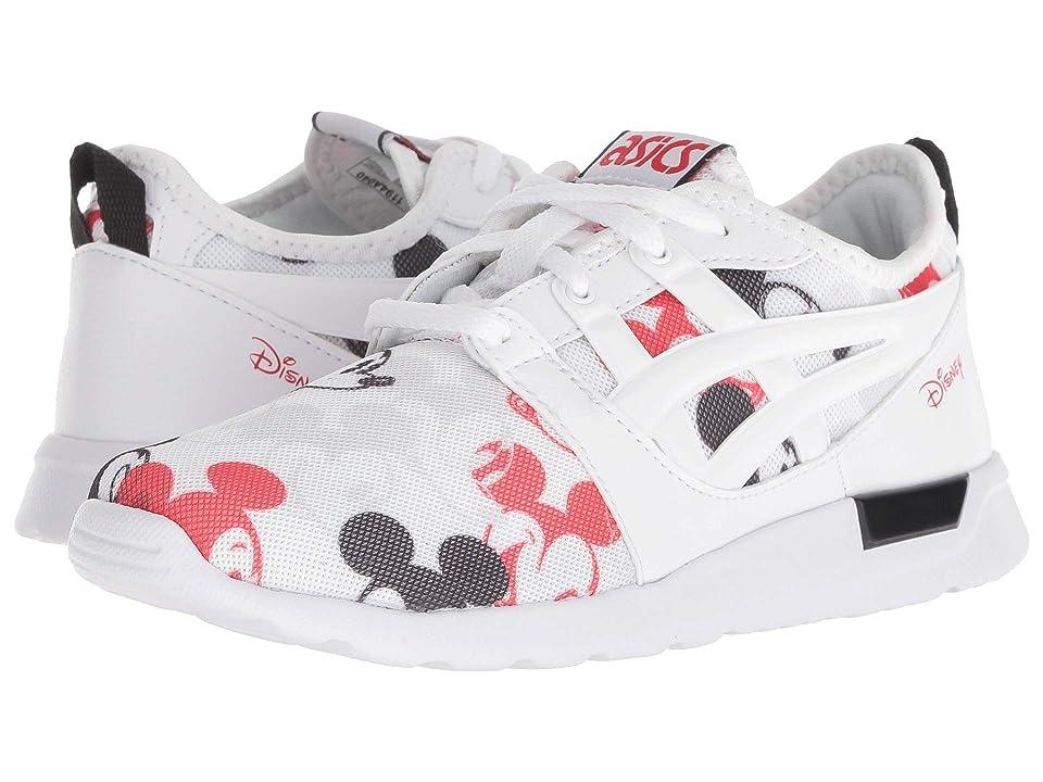 ASICS Kids Tiger Gel-Lyte Hikari Mickey Mouse (Toddler/Little Kid) (White) Kids Shoes