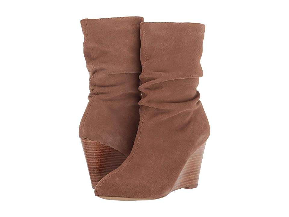 8a266545d94 Charles by Charles David Edell Boot (Taupe Suede) Women s Boots