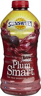 SUNSWEET Plum Smart Juice, 48 oz