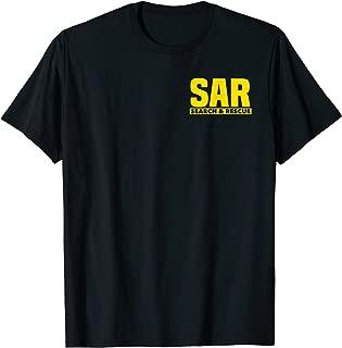 Search & Rescue Crew SAR Emergency Response Team T-Shirt
