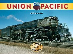 Union Pacific Railroad 2020 Calendar