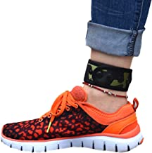 B-Great Ankle Band for Men and Women Compatible with Fitbit Flex 2/One/Zip/Charge 2 3/Alta HR or Garmin Vivofit/2/3/4/JR Fitness Tracker