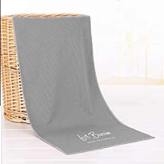 Let's Blossom Super Absorbent, Lightweight Cooling Towels, Outdoor Towel for Instant Cooling Relief, Use for Gym Workouts, Yoga, Golf Towel, and Hiking. Double Face Design and Stylish.