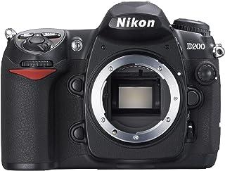 Nikon D200 SLR Digitalkamera (10 Megapixel) nur Gehäuse