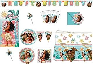 Amazon.es: VAIANA - Artículos para fiestas para niños ...