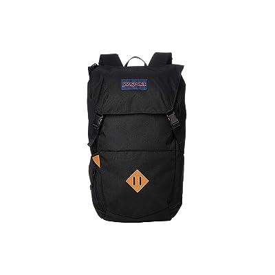 JanSport Pike (Black) Backpack Bags