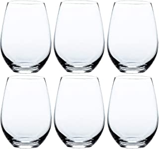 東洋佐々木ガラス グラス タンブラー ウォーターバリエーション 12 360ml 日本製 食洗機対応 6個セット T-24104HS