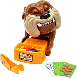 Mumoo Bear Don't Take Buster's Bones Dog Shaped Tricky Intelligence Toys Family Board Games