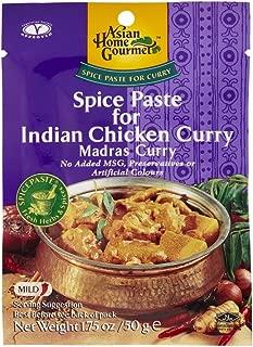 curry sauce sachets