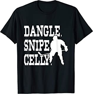 Cool Hockey Gift Idea For Ice Hockey Player Coaches & Fans T-Shirt