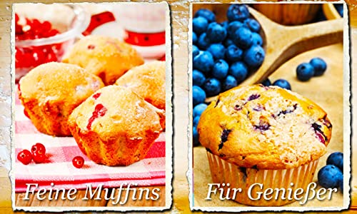 『Winter-Muffins, Weihnachts-Cupcakes & Mini-Kuchen: Himmlische Rezepte』の5枚目の画像