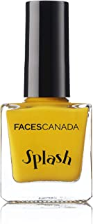 Faces Splash Nail Enamel, Sunny Side Up 51, 8 ml