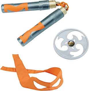 Teenage Mutant Ninja Turtles Movie 2 Out Of The Shadows Michelangelo Conceal And Reveal Nunchakus Roleplay Weapon