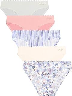 womens Brushed Micro Bikini Underwear Multi-pack