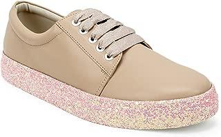 SCENTRA Pink Glitz Sneaker